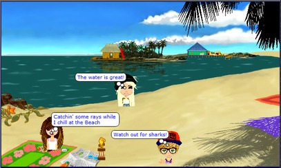 chat games for free with avatar
