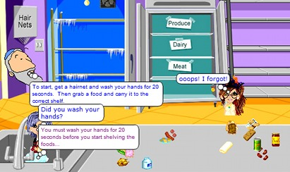 Free online chat games with avatars